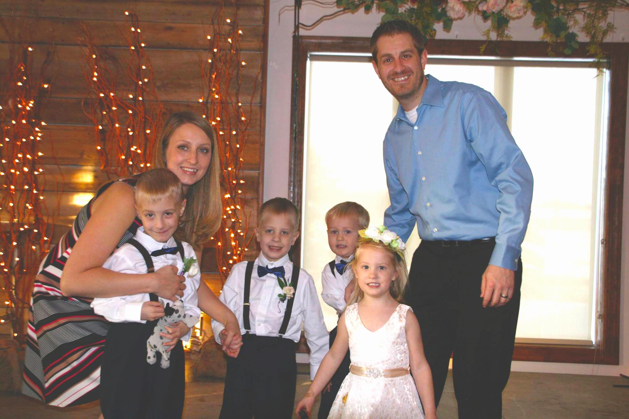 family-at-wedding