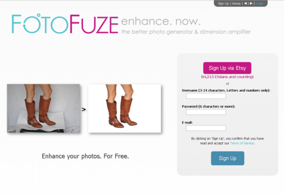 Blog Tools- FotoFuze